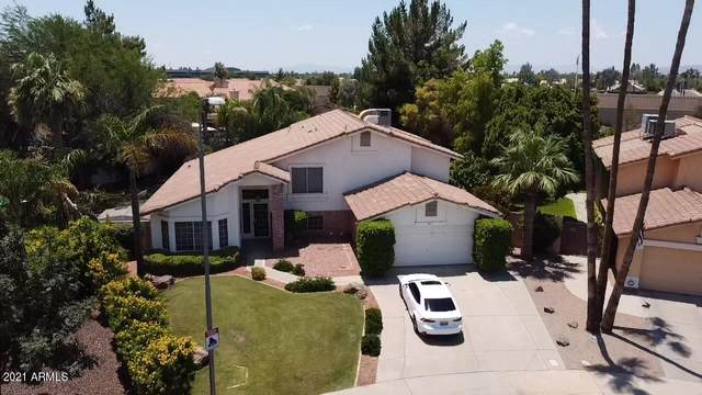 2871 W Ironwood Drive, Chandler, AZ 85224 (MLS #6312248) :: The Daniel Montez Real Estate Group