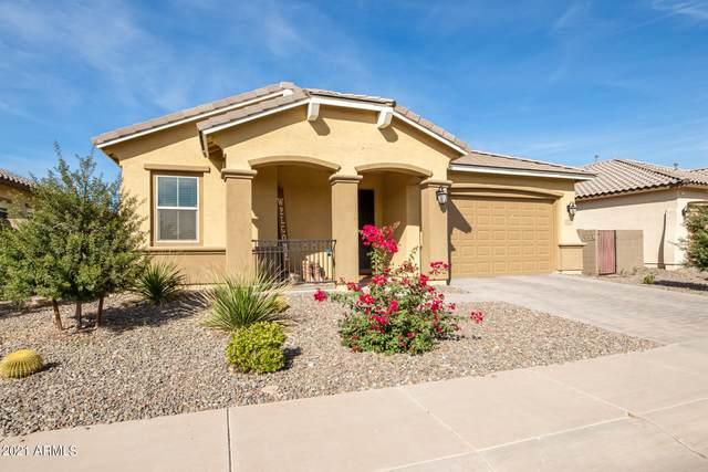 41278 W Almira Drive, Maricopa, AZ 85138 (MLS #6312250) :: The Daniel Montez Real Estate Group
