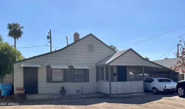 2315 E Brill Street, Phoenix, AZ 85006 (MLS #6312270) :: CANAM Realty Group