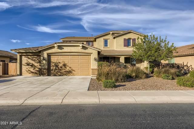 552 W Yellow Wood Avenue, San Tan Valley, AZ 85140 (MLS #6312285) :: Yost Realty Group at RE/MAX Casa Grande