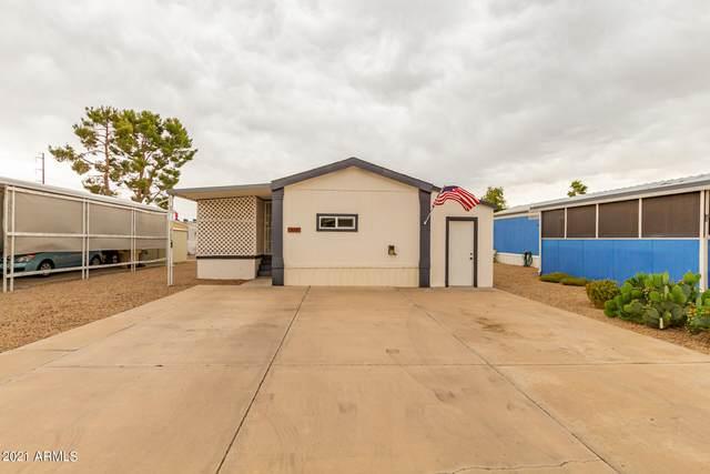 19802 N 32ND Street #121, Phoenix, AZ 85050 (MLS #6312300) :: My Home Group
