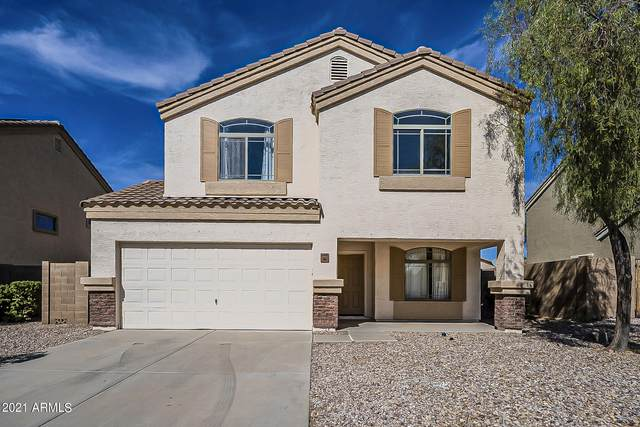 564 E Wolf Hollow Drive, Casa Grande, AZ 85122 (MLS #6312305) :: The Daniel Montez Real Estate Group