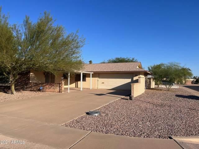 14413 N Bolivar Drive, Sun City, AZ 85351 (MLS #6312307) :: Service First Realty