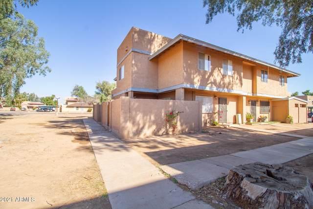 4112 N 69TH Drive #1230, Phoenix, AZ 85033 (MLS #6312308) :: Service First Realty