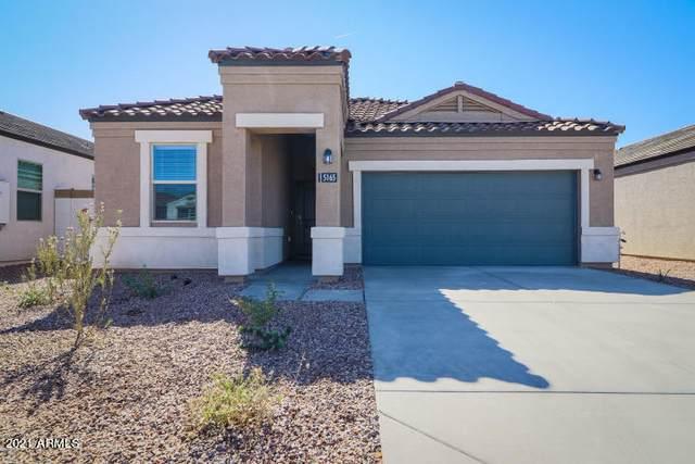 5165 E Sharbel Road, San Tan Valley, AZ 85143 (MLS #6312309) :: The Property Partners at eXp Realty