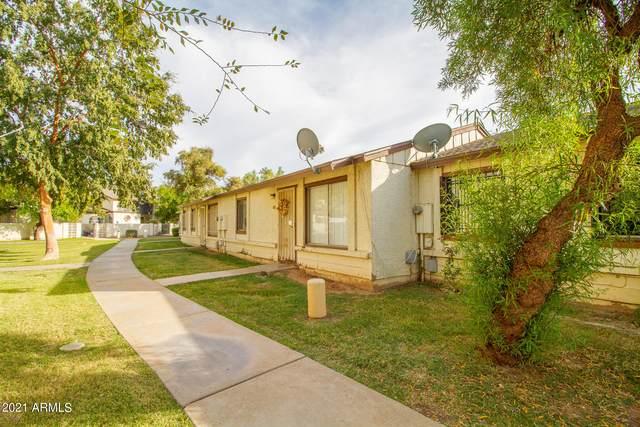 6711 W Osborn Road #109, Phoenix, AZ 85033 (MLS #6312313) :: Team Faber