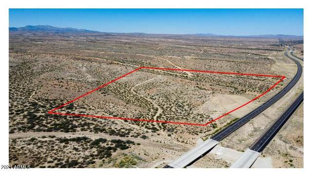 0 S Ironwood Road, Wikieup, AZ 85360 (MLS #6312314) :: Service First Realty