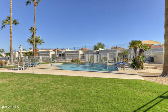 2647 N Miller Road #12, Scottsdale, AZ 85257 (MLS #6312320) :: neXGen Real Estate