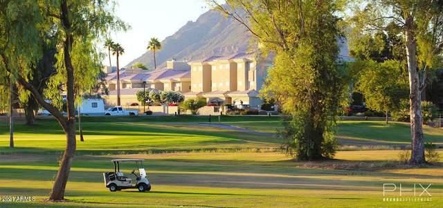 3600 N Hayden Road #2501, Scottsdale, AZ 85251 (MLS #6312349) :: Service First Realty
