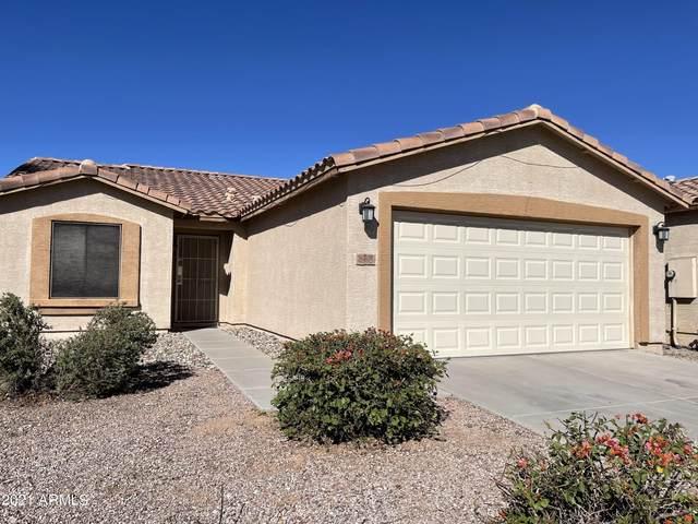 818 W Cholla Street, Casa Grande, AZ 85122 (MLS #6312362) :: The Garcia Group