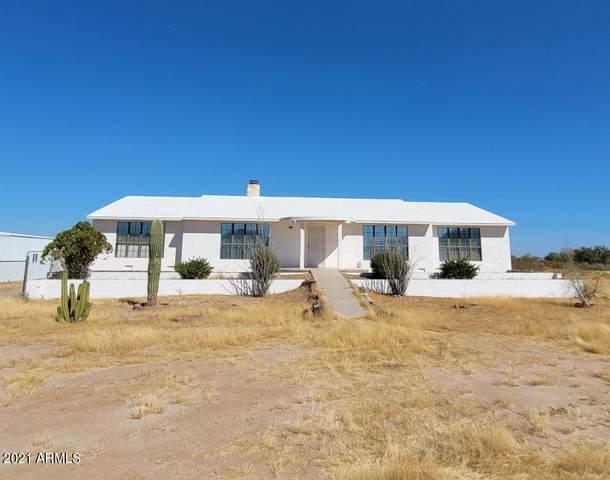 49920 W Century Road, Maricopa, AZ 85139 (MLS #6312370) :: The Daniel Montez Real Estate Group