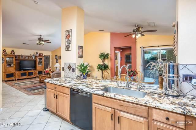44213 W Cypress Lane, Maricopa, AZ 85138 (MLS #6312372) :: The Daniel Montez Real Estate Group