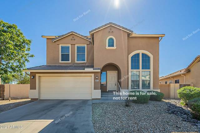 617 W Agrarian Hills Drive, San Tan Valley, AZ 85143 (MLS #6312394) :: The Property Partners at eXp Realty