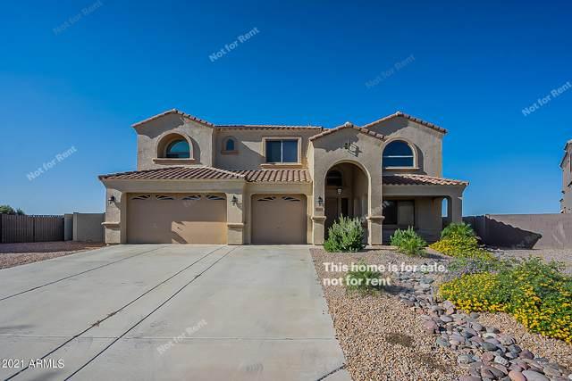 25104 N Poseidon Road, Florence, AZ 85132 (MLS #6312401) :: The Property Partners at eXp Realty