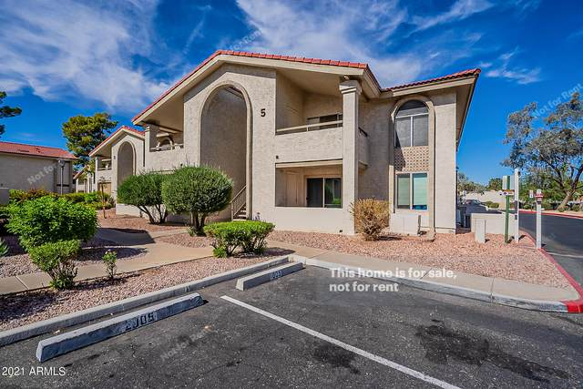 10610 S 48TH Street #2002, Phoenix, AZ 85044 (MLS #6312407) :: The Daniel Montez Real Estate Group