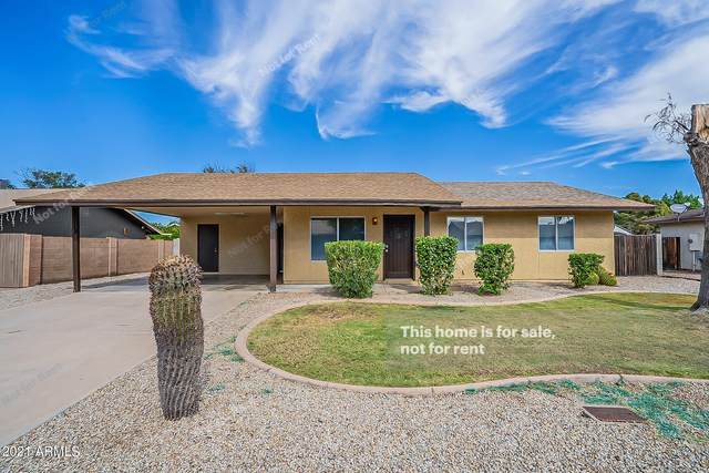 3120 E Delta Avenue, Mesa, AZ 85204 (MLS #6312412) :: The Daniel Montez Real Estate Group