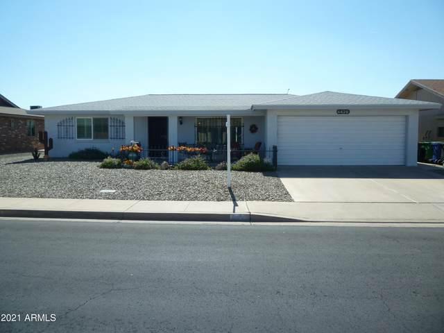 4429 E Escondido Avenue, Mesa, AZ 85206 (MLS #6312418) :: Service First Realty