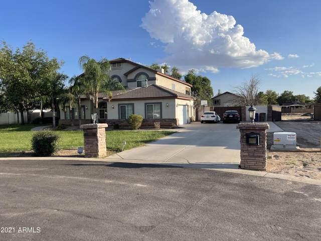 19465 E Via Del Oro Street, Queen Creek, AZ 85142 (MLS #6312432) :: Kepple Real Estate Group