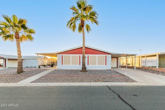 3806 N Ohio Avenue, Florence, AZ 85132 (MLS #6312435) :: The Property Partners at eXp Realty