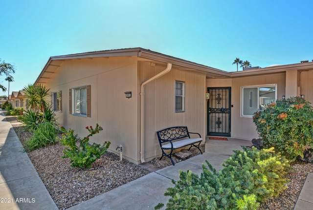 19653 N Star Ridge Drive, Sun City West, AZ 85375 (MLS #6312442) :: The Daniel Montez Real Estate Group