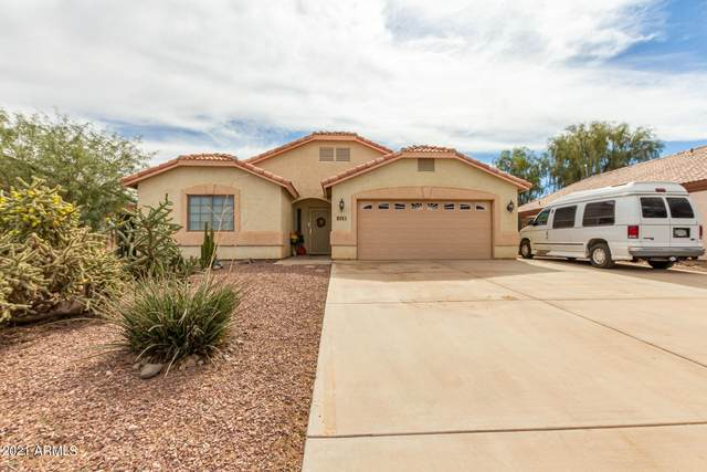 9051 W Raven Drive, Arizona City, AZ 85123 (MLS #6312443) :: neXGen Real Estate