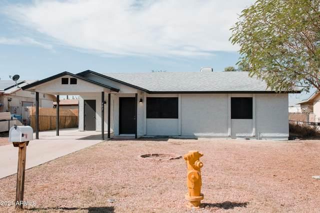 402 N Los Amigos Drive, Avondale, AZ 85323 (MLS #6312452) :: Elite Home Advisors