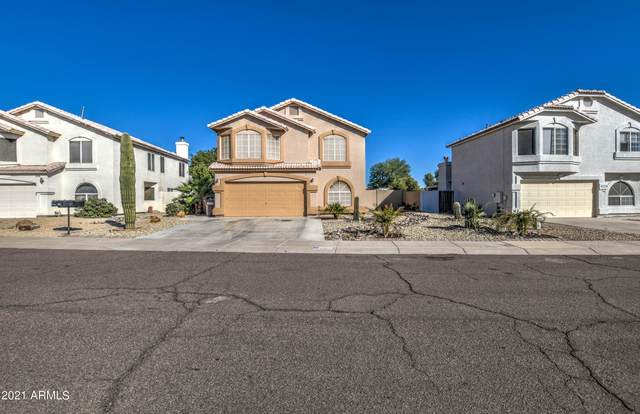 8740 W Greer Avenue, Peoria, AZ 85345 (MLS #6312455) :: The Daniel Montez Real Estate Group