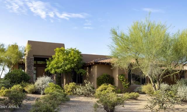 9939 E Forgotten Hills Drive, Scottsdale, AZ 85262 (MLS #6312460) :: Kepple Real Estate Group