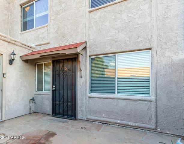 600 S Dobson Road #121, Mesa, AZ 85202 (MLS #6312466) :: Kepple Real Estate Group
