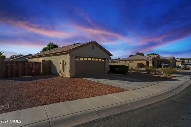 14332 N 148TH Lane, Surprise, AZ 85379 (MLS #6312469) :: Scott Gaertner Group