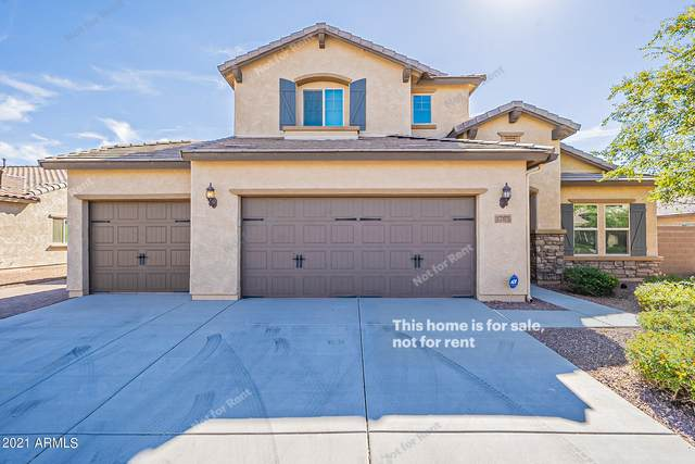 17175 W Hedgehog Place, Surprise, AZ 85387 (MLS #6312471) :: Scott Gaertner Group