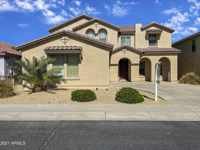 45598 W Morning View Lane, Maricopa, AZ 85139 (MLS #6312477) :: The Daniel Montez Real Estate Group