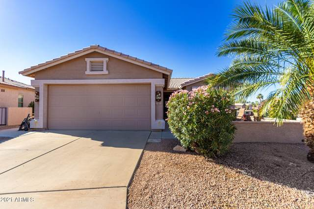 1353 E Cherry Hills Drive, Chandler, AZ 85249 (MLS #6312488) :: neXGen Real Estate