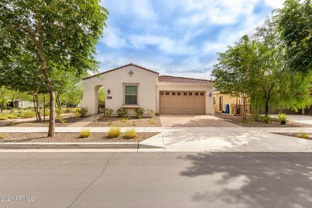 4671 N 207TH Avenue, Buckeye, AZ 85396 (MLS #6312515) :: The Daniel Montez Real Estate Group