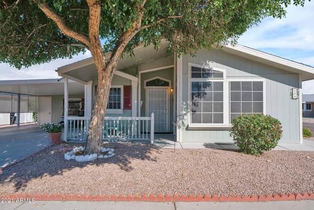 8500 E Southern Avenue #589, Mesa, AZ 85209 (MLS #6312527) :: Kepple Real Estate Group