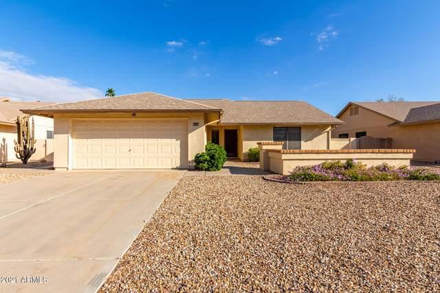 9644 W Kimberly Way, Peoria, AZ 85382 (MLS #6312567) :: The Daniel Montez Real Estate Group