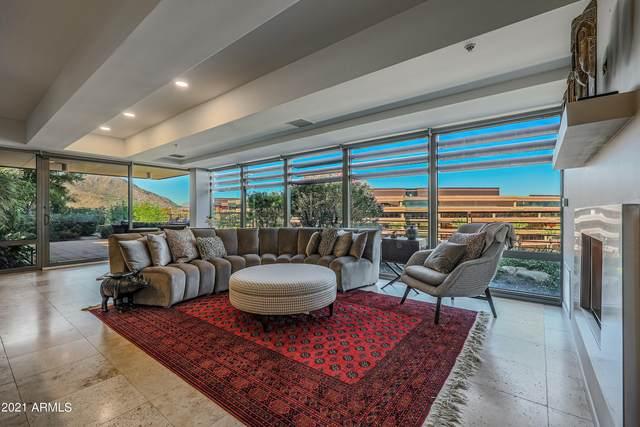 7161 E Rancho Vista Drive #6009, Scottsdale, AZ 85251 (MLS #6312575) :: Elite Home Advisors