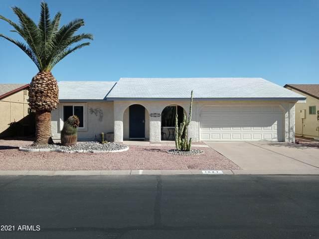 1027 S 79TH Way, Mesa, AZ 85208 (MLS #6312590) :: Kepple Real Estate Group