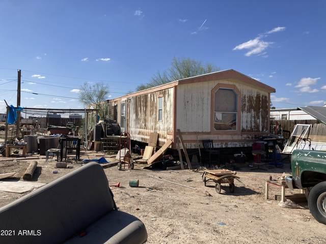 3696 N Kennedy Street, Coolidge, AZ 85128 (MLS #6312611) :: Howe Realty