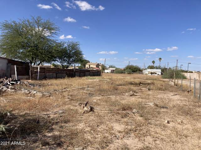 408 W Taylor Avenue, Coolidge, AZ 85128 (MLS #6312621) :: Elite Home Advisors