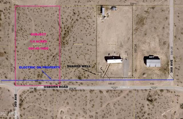 368X2 W Osborn (No Address) Road, Tonopah, AZ 85354 (MLS #6312648) :: West Desert Group   HomeSmart