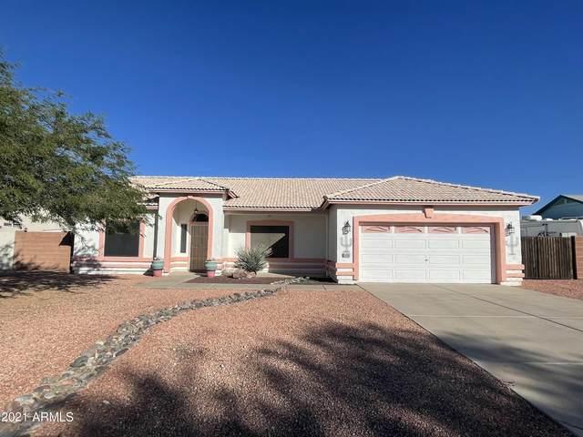 15685 S Magdalena Circle, Arizona City, AZ 85123 (MLS #6312657) :: neXGen Real Estate