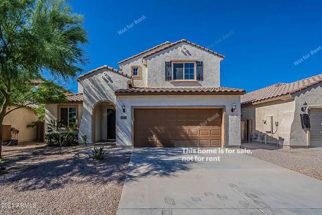 36286 N Vidlak Drive, San Tan Valley, AZ 85143 (MLS #6312663) :: The Daniel Montez Real Estate Group