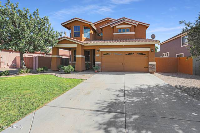2735 N 153RD Drive, Goodyear, AZ 85395 (MLS #6312670) :: Scott Gaertner Group