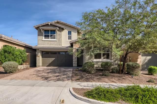 2685 N Clanton Street, Buckeye, AZ 85396 (MLS #6312711) :: The Daniel Montez Real Estate Group