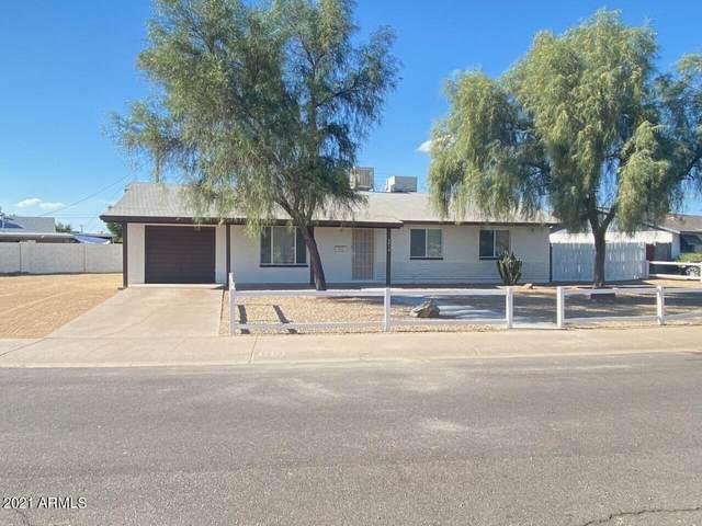 4016 N 80Th Drive, Phoenix, AZ 85033 (MLS #6312713) :: Team Faber