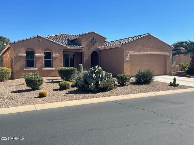 20545 N Enchantment Pass, Maricopa, AZ 85138 (MLS #6312716) :: Selling AZ Homes Team