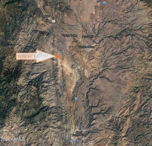 18000 S Bradshaw Mt Ranch Road, Mayer, AZ 86333 (MLS #6312729) :: neXGen Real Estate