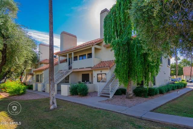 19820 N 13TH Avenue #213, Phoenix, AZ 85027 (MLS #6312735) :: Elite Home Advisors