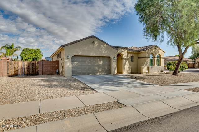 16574 W Mesquite Drive, Goodyear, AZ 85338 (MLS #6312736) :: neXGen Real Estate